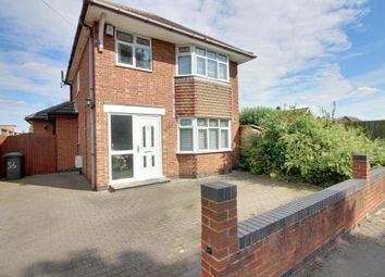 Thumbnail 3 bedroom detached house for sale in Bispham Drive, Toton, Beeston, Nottingham