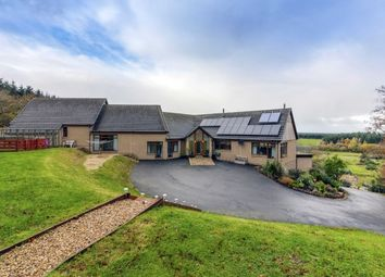 Thumbnail 4 bed detached house for sale in Connage, Buckie, Moray