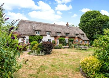 Thumbnail 6 bed detached house for sale in Morgans Lane, Winterbourne Dauntsey, Salisbury, Wiltshire