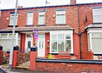 Thumbnail 3 bed terraced house for sale in Northfield Road, Manchester