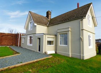 Thumbnail 3 bed detached house for sale in Parkside Road, Cleator Moor, Cumbria