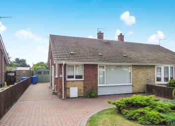 2 bed semi-detached bungalow for sale in Skamacre Crescent, Lowestoft NR32