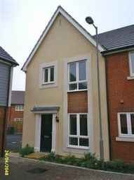 Thumbnail 3 bedroom semi-detached house to rent in Thebe Close, Ipswich