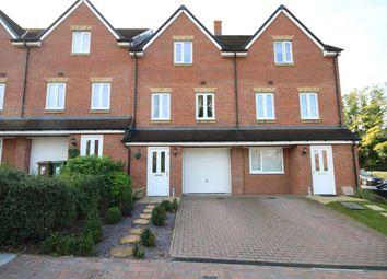 Thumbnail 4 bedroom property for sale in Three Valleys Way, Bushey WD23.