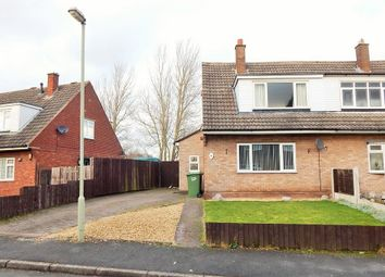 Thumbnail 3 bed semi-detached house to rent in Red Lion Crescent, Norton Canes
