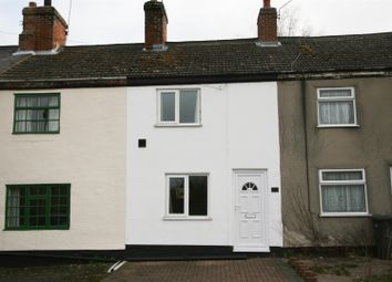 Thumbnail 2 bed cottage for sale in Moira Road, Donisthorpe