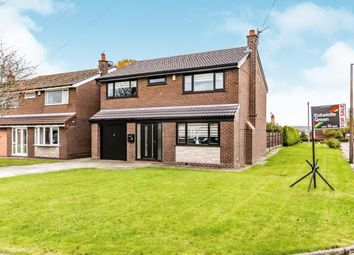 Thumbnail 4 bed detached house for sale in Galgate Close, Seddons Farm, Bury, Greater Manchester