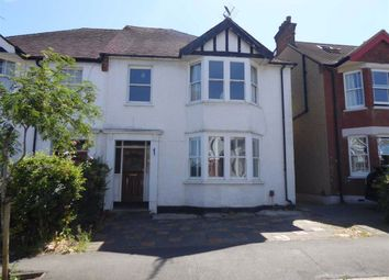 Thumbnail 4 bed semi-detached house for sale in Oxhey Avenue, Oxhey, Watford