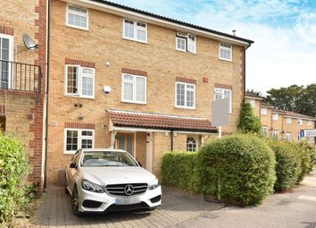 Thumbnail 4 bed terraced house for sale in Worcester Drive, Chiswick, London