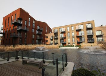 Thumbnail 1 bed flat to rent in Baroque Gardens, Mary Rose Square, Surrey Quays