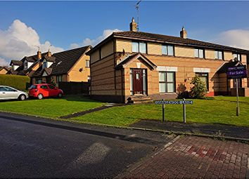 Thumbnail 3 bed semi-detached house for sale in Grangewood Lane, Belfast