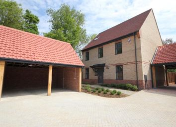 Thumbnail 5 bed detached house for sale in Cross Causeway, Isleham, Ely