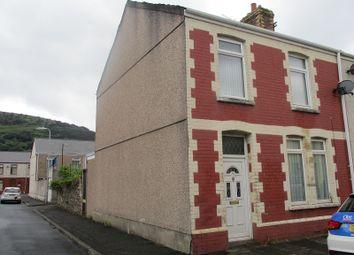 Thumbnail 3 bed end terrace house for sale in Gladys Street, Aberavon, Port Talbot, Neath Port Talbot.