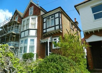 Thumbnail 2 bedroom flat to rent in Amherst Road, Bexhill-On-Sea, East Sussex