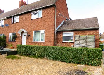 Thumbnail 5 bed semi-detached house for sale in Hall Close, Southery, Downham Market