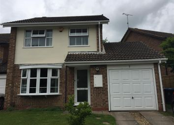 Thumbnail 3 bed link-detached house for sale in Heather Close, Stratford-Upon-Avon