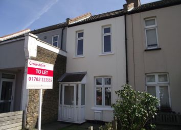 Thumbnail 2 bed terraced house to rent in Leigh Road, Leigh-On-Sea