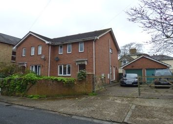 Thumbnail 3 bed property to rent in Castle Road, Newport