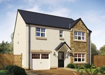 "Thumbnail 4 bed detached house for sale in ""The Whitton"" at Gateside Road, Haddington"