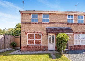 3 bed semi-detached house for sale in Foxhunters Way, South Elmsall, Pontefract WF9