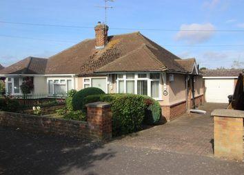 Thumbnail 2 bed semi-detached bungalow to rent in Derwent Avenue, Luton, Beds