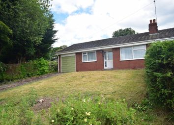 Thumbnail 3 bed semi-detached bungalow for sale in Church Meadows, Alport Road, Whitchurch