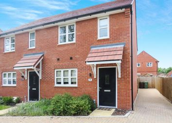 Thumbnail 2 bedroom semi-detached house for sale in Hawthorn Gardens, Harwell, Didcot