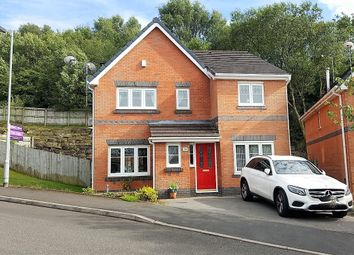 Thumbnail 4 bed detached house for sale in Westwood Avenue, Hyde