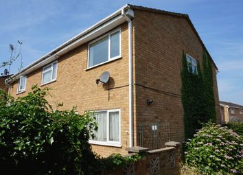 Thumbnail 2 bed end terrace house for sale in Dunstable Close, Flitwick, Bedford