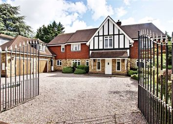 Thumbnail 5 bed detached house to rent in 2B Wood Ride, Hadley Wood, Hertfordshire