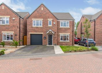 Thumbnail 5 bed detached house for sale in Hughes Way, Wath-Upon-Dearne, Rotherham
