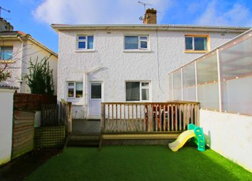 Thumbnail 3 bed semi-detached house for sale in Bellozanne Road, St. Helier, Jersey