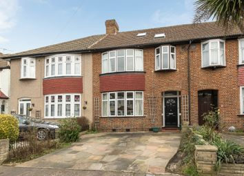 Thumbnail 3 bed terraced house for sale in Berrylands, London