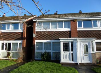 Thumbnail 3 bed terraced house to rent in Prince Ruperts Way, Lichfield