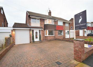Thumbnail 3 bed semi-detached house for sale in Nursery Road, Elstob, Sunderland