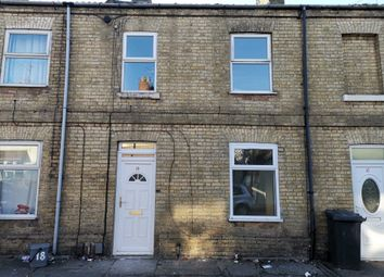 Thumbnail 3 bedroom terraced house to rent in Padholme Road, Peterborough