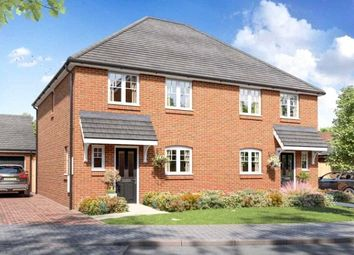 Thumbnail 3 bed semi-detached house for sale in Limewood Grange, Allington Lane, Fair Oak, Eastleigh