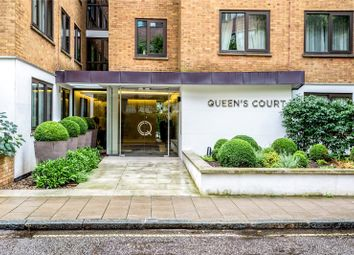 Thumbnail 3 bed flat for sale in Queens Court, 4-8 Finchley Road, London