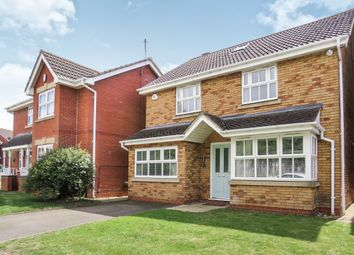 Thumbnail 5 bedroom detached house for sale in Southfield Drive, Barton Seagrave, Kettering