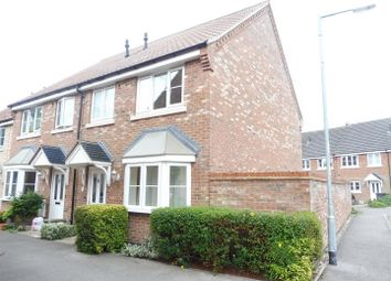 Thumbnail 3 bed property to rent in Arnold Pitcher Close, North Walsham