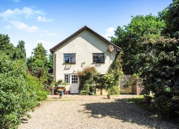 Thumbnail 5 bed detached house for sale in Mill Lane, Garboldisham, Diss