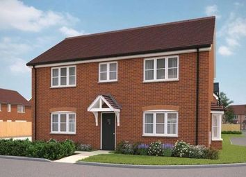 Thumbnail 4 bed detached house for sale in The Chichester Lenham, Shopwyke Lakes, Shopwhyke Road, Chichester