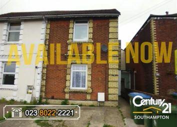 Thumbnail 1 bed flat to rent in Flat B, Elgin Road, Southampton