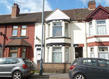 Thumbnail 3 bed terraced house for sale in Edward Street, Nuneaton
