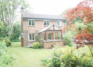 Thumbnail 3 bed detached house for sale in Appleshaw, Andover, Hampshire