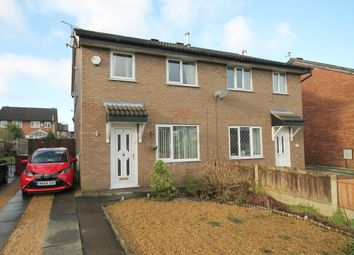 Thumbnail 3 bedroom semi-detached house for sale in Mill Street, Farnworth, Bolton