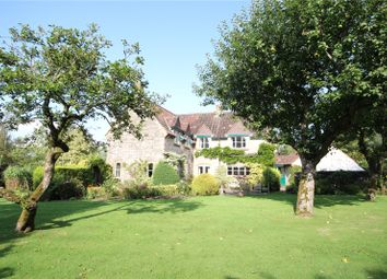 Thumbnail 5 bed detached house for sale in Silver Street, Kilmersdon, Somerset