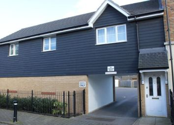 Thumbnail 2 bed property to rent in Caspian Way, Purfleet