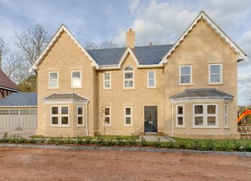 Thumbnail 5 bedroom detached house for sale in Walnut Close, Kettle Green Lane, Much Hadham