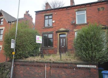 Thumbnail 2 bedroom end terrace house for sale in Whitefield Brow, Littleborough